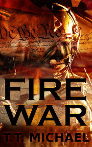 Fire War Book Cover