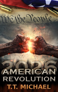 American Revolution 2076 Book Cover